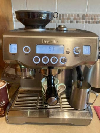 Breville Oracle Steam Wand