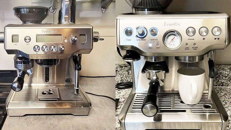 Breville Oracle vs Barista Express Espresso Maker Review