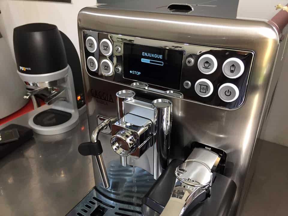 Gaggia Babila is an impressive espresso machine