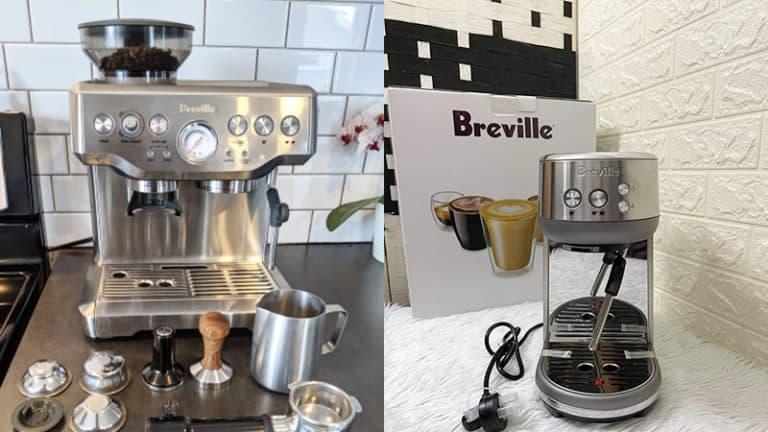 Breville Barista Express vs Bambino: What You Need To Know