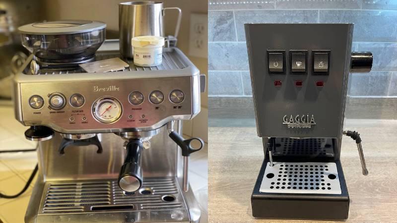 Breville Barista Express Vs Gaggia Classic Pro: Better Innovation?