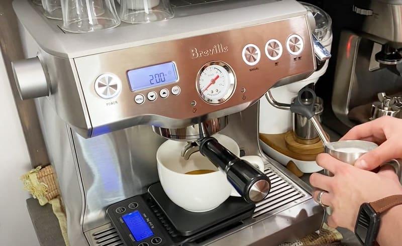 Breville Dual Boiler Espresso Flavor