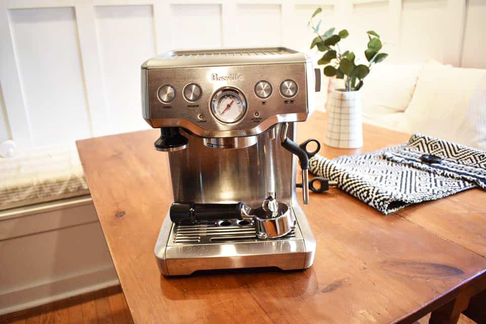 Breville Infuser Automatic Purge