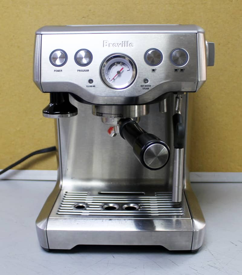 Breville Infuser Power Button