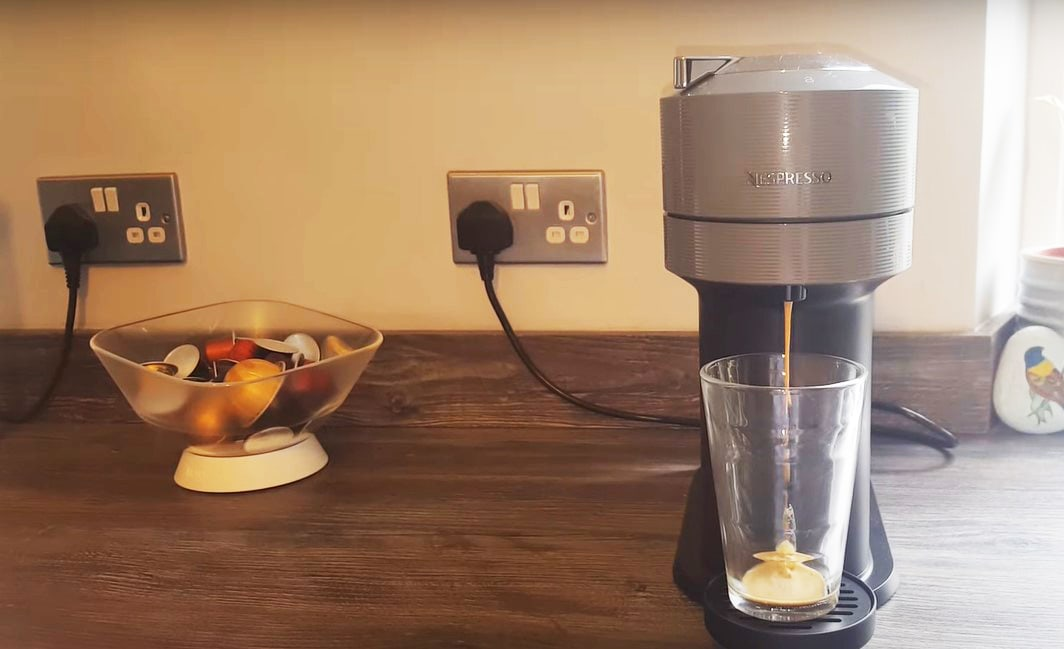 Breville Nespresso Vertuo Next Energy Efficiency