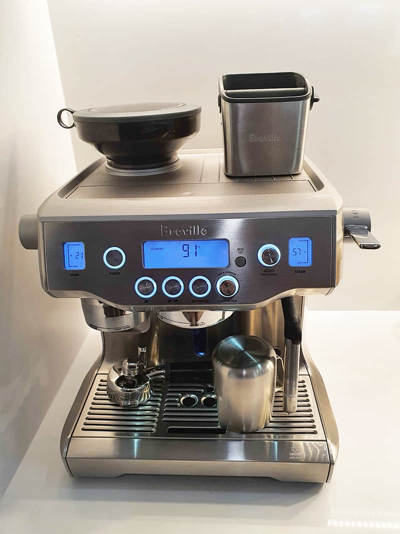 Breville Oracle Time