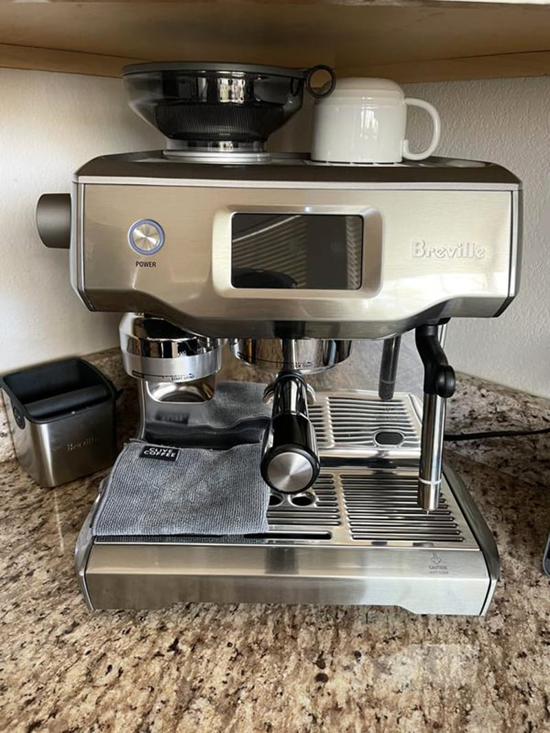 Breville Oracle Touch Appearance