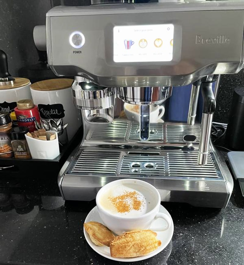 Breville Oracle Touch Espresso Quality
