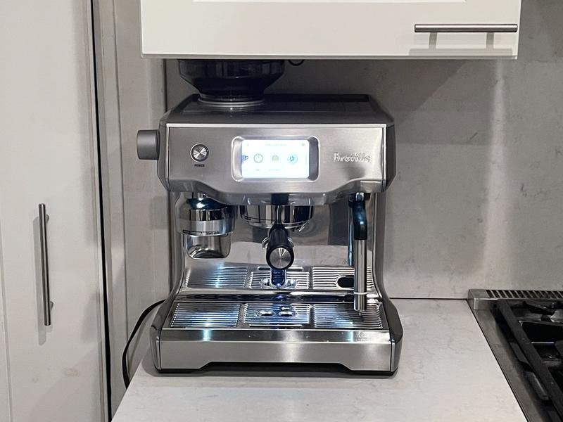 Breville Oracle Touch Material