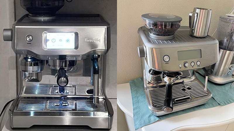 Breville Oracle Touch vs Barista Pro: Which Is The Better?