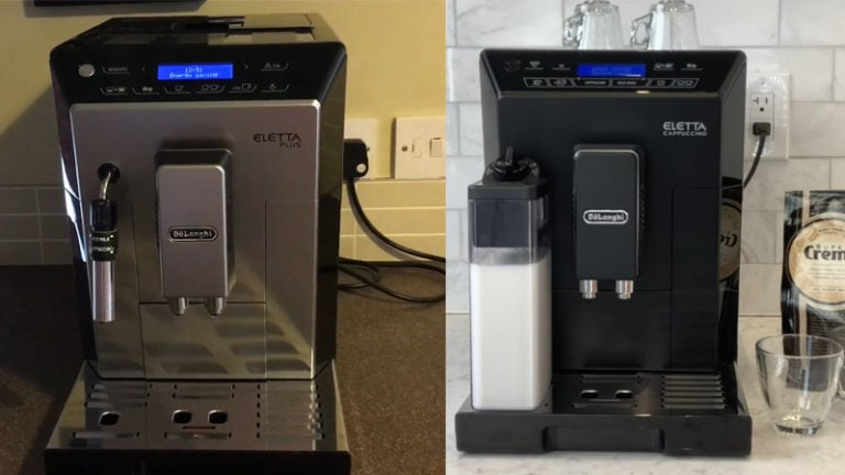 DeLonghi Eletta vs Eletta Plus: 5 Decisive Differences Between the Two Bean-to-Cup Espresso Coffee Makers