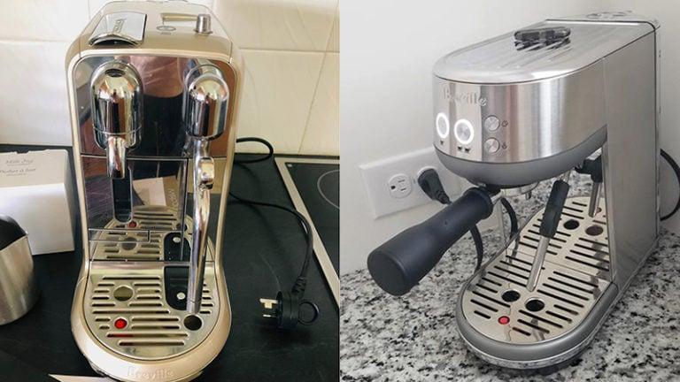 Nespresso Creatista vs Breville Bambino: Review Differences