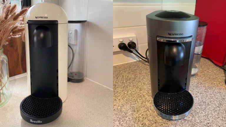 Nespresso Vertuoplus Breville Vs Delonghi: Which is better?
